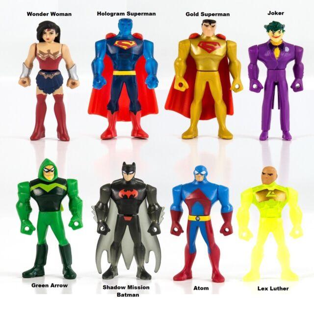 Justice League Mighty Minis Superman Mini Figure Blind Bag Series 1