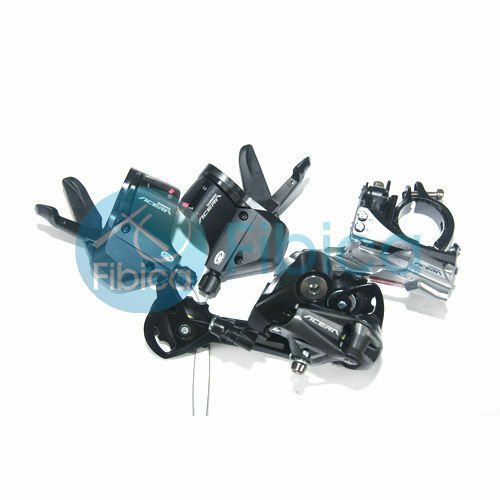 New Shimano Acera M390 Derailleur Group set Groupset 9x3-speed 3 pieces