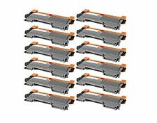 10 Pack Toner Cartridge fits Brother TN450 TN420 DCP-7060D DCP-7065DN HL-2270DW