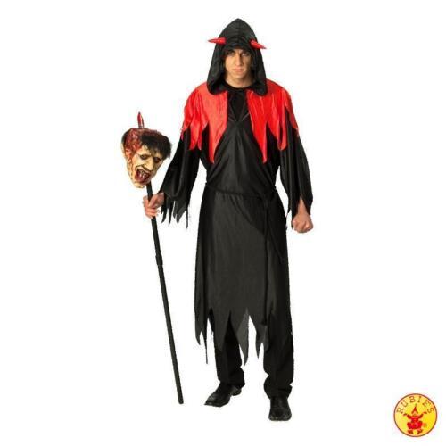 48-50-52-54 Costume DIAVOLO HALLOWEEN DIAVOLO Horror Zombie Costume Demone Tg