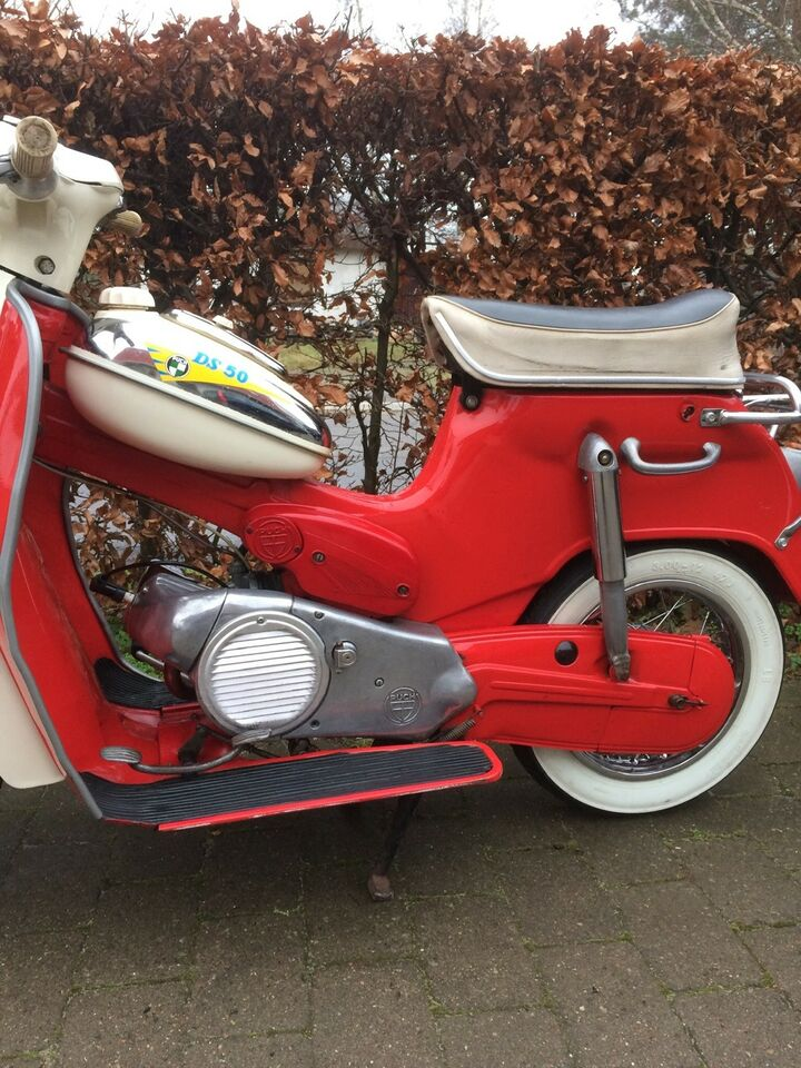 Puch Puch DS 50, 1976