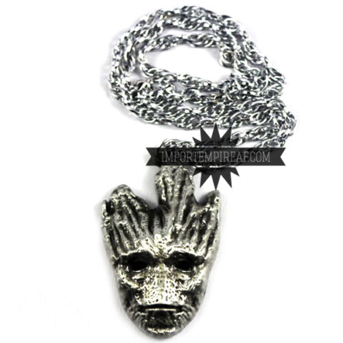 I GUARDIANI DELLA GALASSIA GROOT COLLANA Guardians of the Galaxy necklace lord