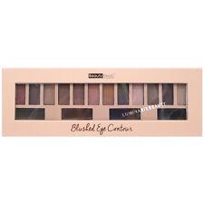 Beauty Treats Blushed Eye Contour Matte Shimmer Palette Eyeshadow Eyebrow Cream