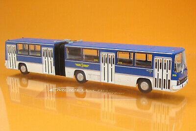 Brekina MCZ 03-292 Ikarus 280.03 Überlandbus Straßenbahn Rostock 1 87