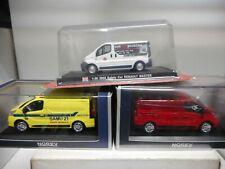 Renault Trafic 1° serie años 80//90 esala 1:43 furgon,furgoneta serie limitada