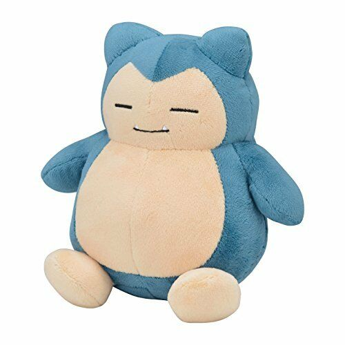 Pokemon Center Original Pokemon Muñecas Snorlax (Kabigon) 526-241852 pedido previo