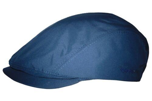 WEGENER GORE-TEX ® FLATCAP MÜTZE IVY CAP SCHIEBER UV 50 SCHUTZ BLAU NEU TREND