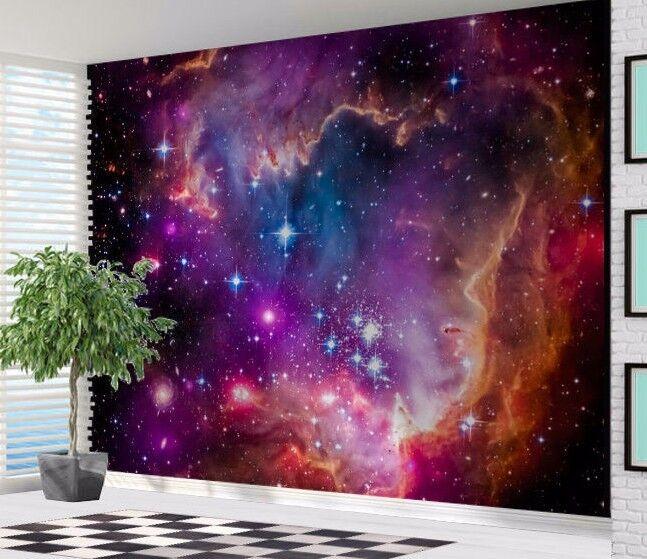 Toll Raum Nebulae Rot Zwerg Sterne Tapeten Wandbild (27549273)