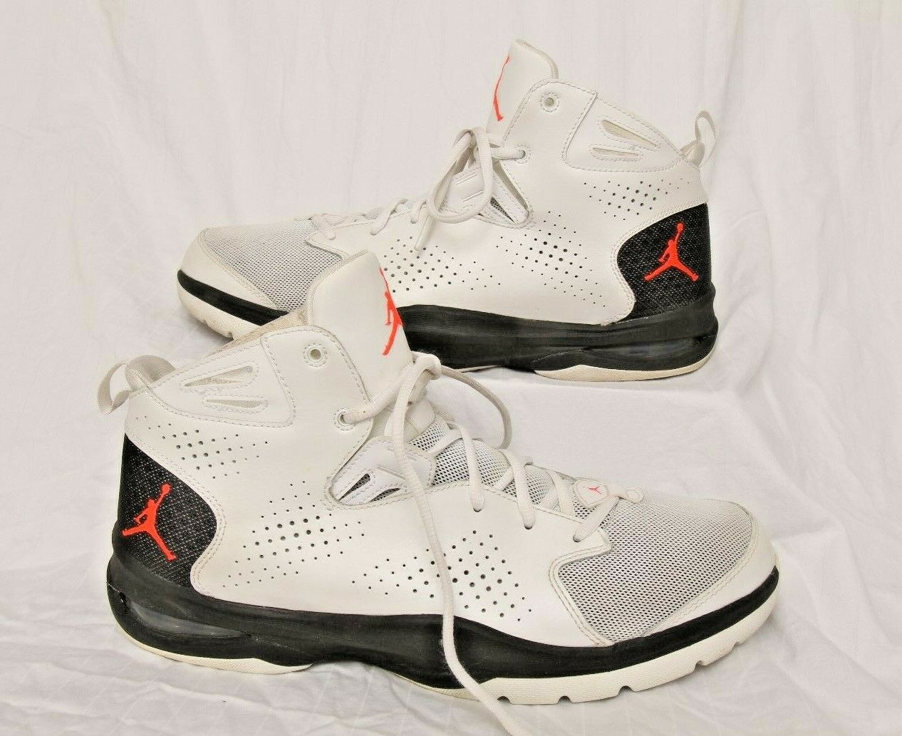 Jordan Men's Ace 23 II Performance Basketball shoes 644773-123 Size 11.5 GUC