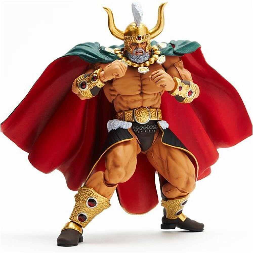 Revoltech Fist of  the North Star REVOLUTION No.008 ouïghoure le gardien  le magasin
