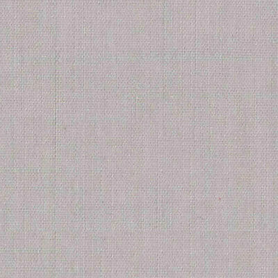 """Polyester Cotton Blend Fabric Cosplay Dressmaking Bedding Solid color Grey 44""""W"""