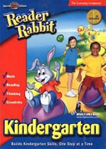 Reader-Rabbit-Kindergarten-Special-2-CD-Edition-New-in-Box-FUNtastic-Learning