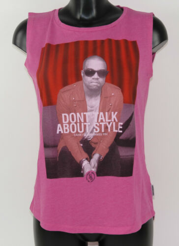 MIXED PINK pink WST0007 YEZZY Boom Bap Shirt Rundhals +Neu+