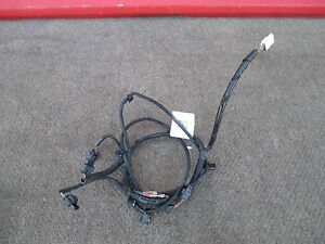 s l300 rear bumper wire harness oem 2014 fiat 500 trekking hatchback ebay wire harness fiat 124 at panicattacktreatment.co