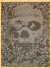 2010 Harvest - Silkscreen Art Print by Jacob Bannon poster Signed/Embossed