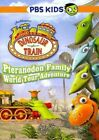 Dinosaur Train Pteranodon Family Worl 0841887014120 DVD Region 1