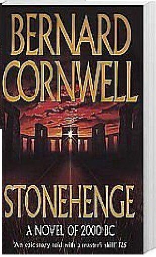 BERNARD CORNWELL ___ STONEHENGE ___ BRAND NEW ___ FREEPOST UK
