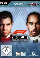 Artikelbild F1 2019 Jubiläums Edition (PC) NEU & OVP