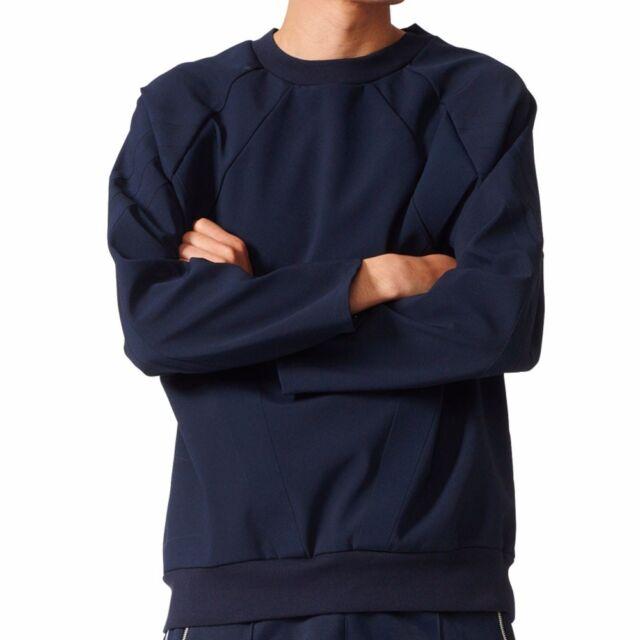 adidas Originals NMD Crew Sweatshirt Bk2211 Navy Blue Size M ...