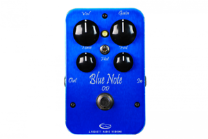 J FREE 2 DAY SHIP Rockett Audio Designs Blue Note OD Overdrive V2