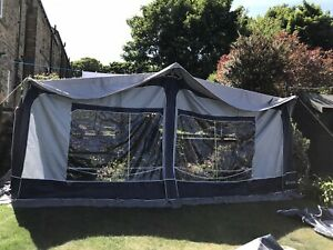 Starcamp Dorema Caravan Awning And Extension Size 13 | eBay