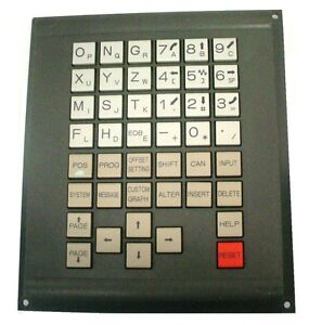 Fanuc-LTD-A02B-0120-C121-MA-FS16-9-034-CNC-Midi-Rack-Mount-Control-Panel-Unit