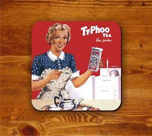 Typhoo Tea retro coaster Qk27ka4p-09120635-910700834