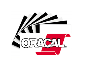Details about Oracal 651 Permanent Self Adhesive Black/White Craft Vinyl  12x12 12x24 Sheet(s)