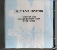 (427E) Jelly Roll Morton, Doctor Jazz - DJ CD