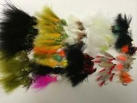 50 Mixed Lure Flies - 10