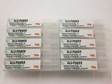 "YG1 1//4/"" ALU-POWER Carbide End Mills for Aluminum YG-1 .250 3FL 28573 10pc"