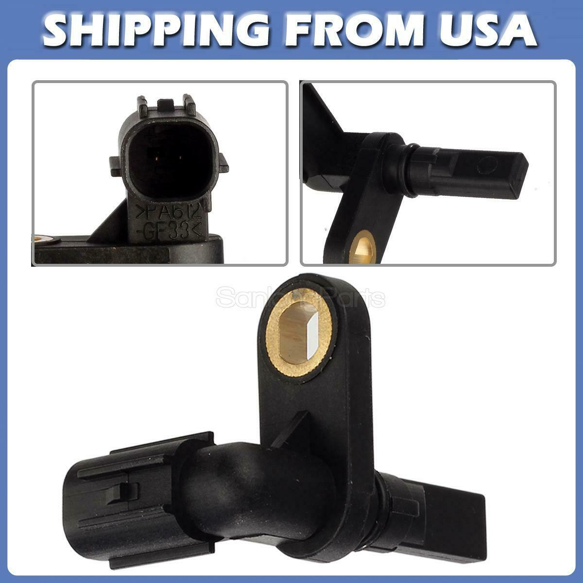 New ABS Wheel Speed Sensor Left Right For Toyota Tundra Sequoia 4.0 4.6 4.7 5.7L