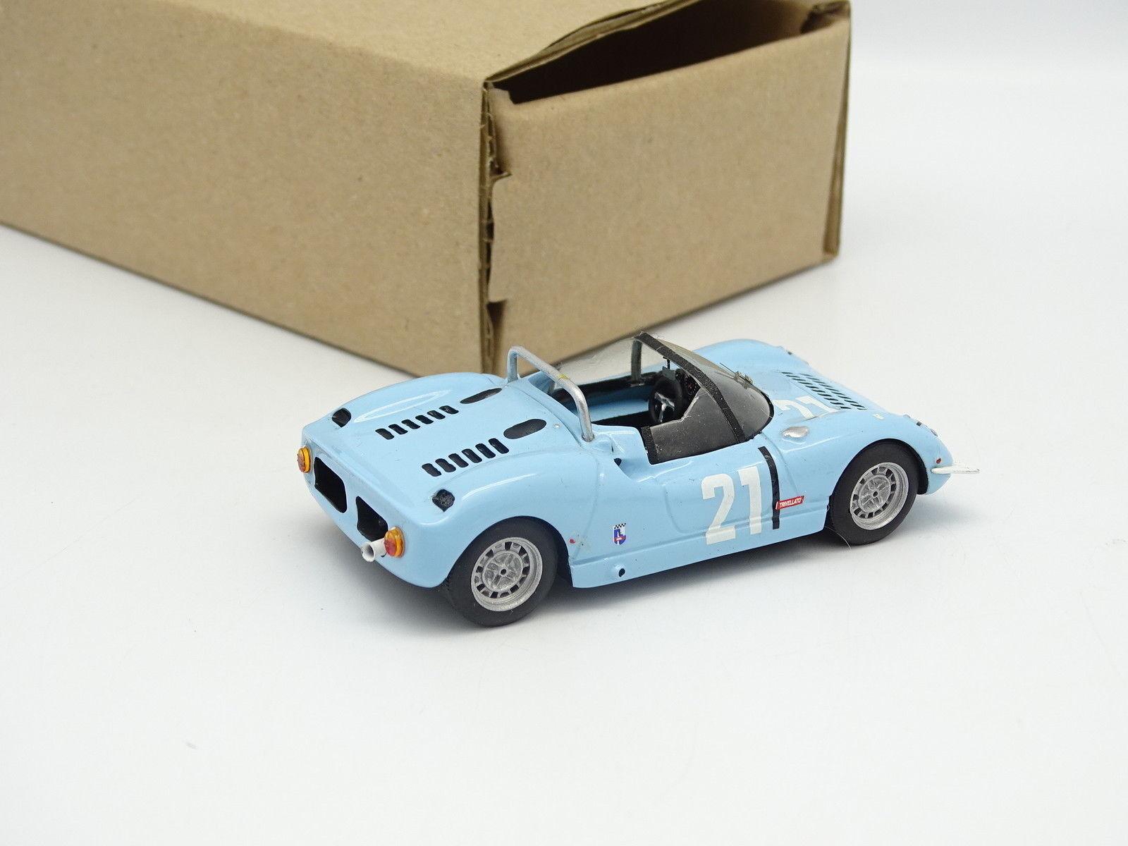 Car Stift Modelle Set aufgebaut SB 1 43 Fiat ABARTH ABARTH ABARTH 1000 SP RACING IMOLA 1968 ee2e56