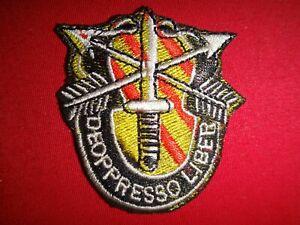 Vietnam-War-Beret-Patch-US-5th-Special-Forces-Group-DE-OPPRESSO-LIBER