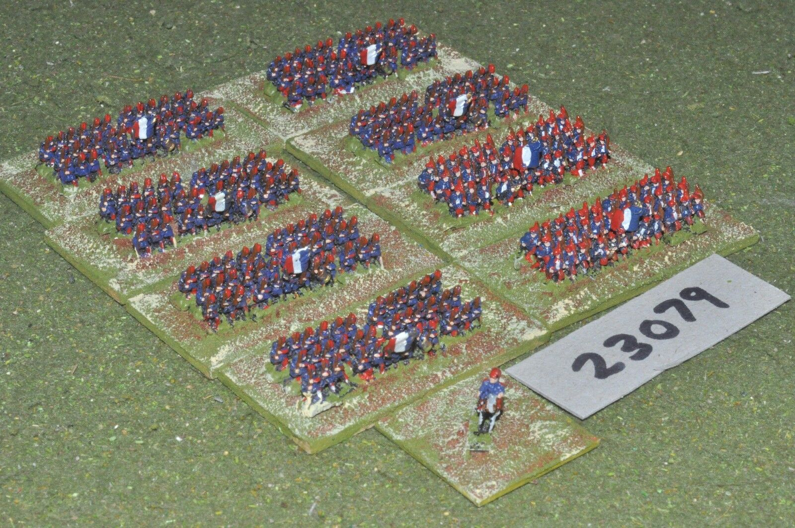 6mm colonial   french - crimean battlegroup - inf inf inf (23079) 147646