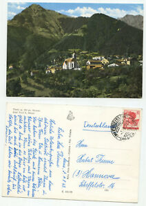 02675 - Dorf Tirol bei Meran - Tirolo presso Merano - AK, gelaufen 5.8.1963 - Berlin, Deutschland - 02675 - Dorf Tirol bei Meran - Tirolo presso Merano - AK, gelaufen 5.8.1963 - Berlin, Deutschland