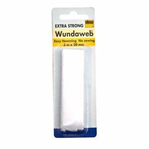 Forte Ferro Wundaweb Orlatura Wonderweb Web Orlo Numero Tessuto Cucito Nastro