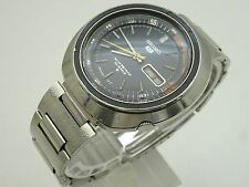 Vintage 1969 JAPAN SEIKO 5 SPORTS 6106-6410 23Jewels Automatic.