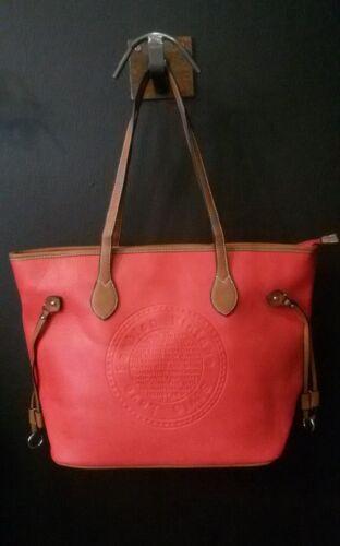 handtas Nieuwe retro Shopper Nieuwe tas Schoudertas dames vintage rood tas xZFxORqY