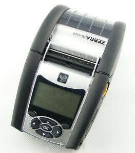 Zebra-QLn220-QN2-AUCAEE10-00-Mobile-Barcode-Label-Printer-RS232-Mini-USB