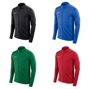 Nike-Mens-PARK-18-Training-Jacket-Tracksuit-Top-Sports-Football-Track-Top-S-M-L