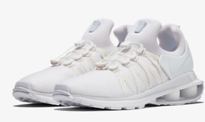 Nike Shox Gravity Triple White AR1999-100 Running shoes shoes shoes Men's - Multi Size 742148
