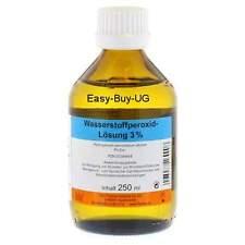 Wasserstoffperoxidlös 3% Ph. Eur. 250 ml