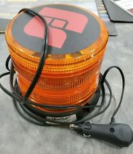 Federal Signal Led Beacon Light Mag Mount Amber