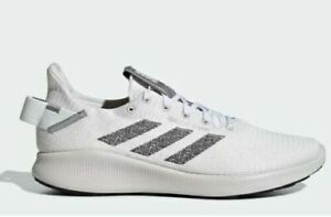 Adidas-SenseBOUNCE-Street-M-Running-Shoes-Off-White-Grey-G27273-Size-11US