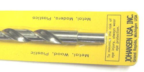 31//64 hss 2pc per bid Twist Drill bits High speed steel cutting reduced shank hs