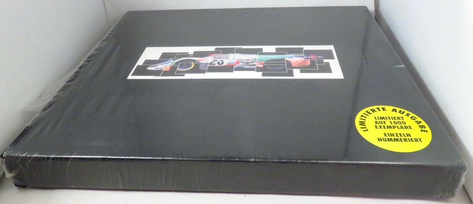PORSCHE 917 x 17 Jeffrey Zwart Derek Bell Bell Bell HEEL German Luxury Photobook 943 1000 372