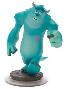 Sulley Disney Infinity 1 0 Monsters Inc University Action Character Game Figure Ebay