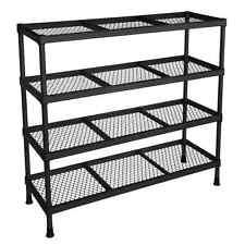 Wire Shelving Unit Rack Steel Storage Shelf Closet Industrial Commercial Metal