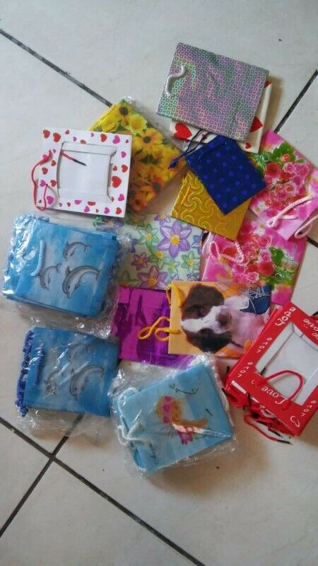 Gift bags wholesale prices